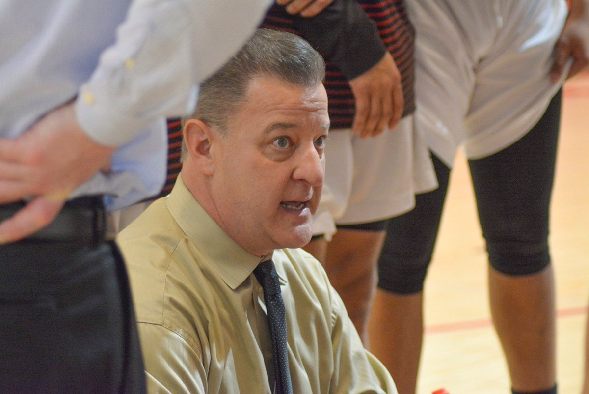 Mason's Basketball Coach Moves On After 20 Years with Program